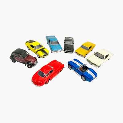 DIE CAST CAR 1:24 CLASSIC