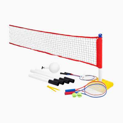 BADMINTON/VOLLEYBOLL/TENNIS SE
