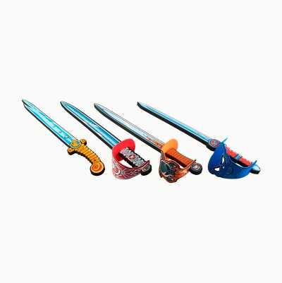 SOFT SWORDS