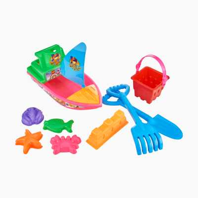 BEACH BOAT 10PCS