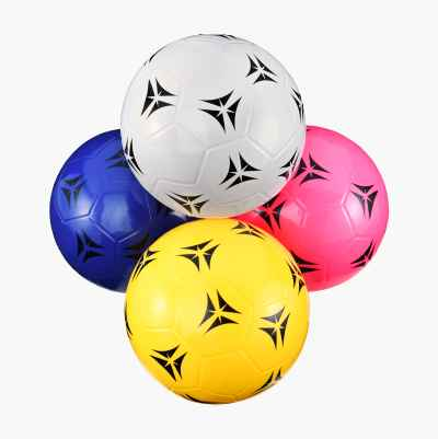 PLASTIC FOOTBALL