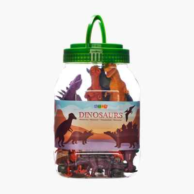 DINOSAUR ANIMALS 29PCS