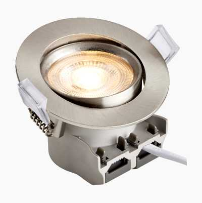 SPOTLIGHT IP20 NICKEL