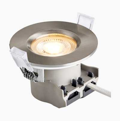 SPOTLIGHT IP65 NICKEL