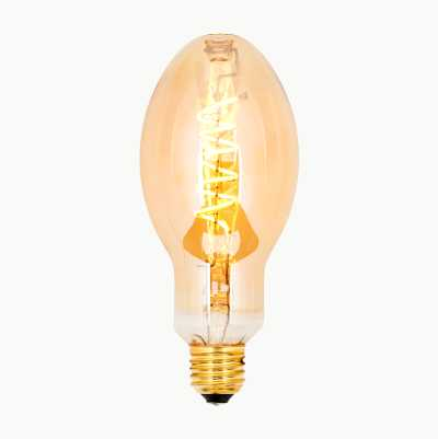 SPIRAL LED FILAMENT LAMP DIM D