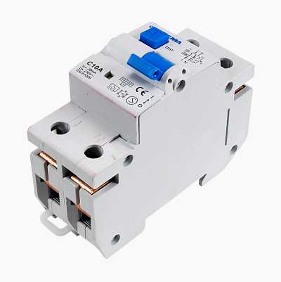 PERSON SWITCH C10A