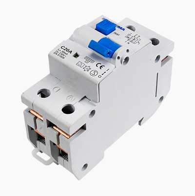 PERSON SWITCH C20A