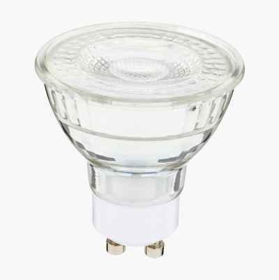 230LM GLASS GU10