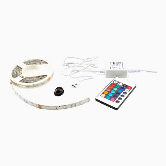 1.5M RGB FLEXIBLE STRIP KIT