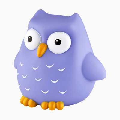 KIDS PORTABLE LED LAMP OWL
