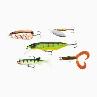 START LAKE 5 PCS LURE