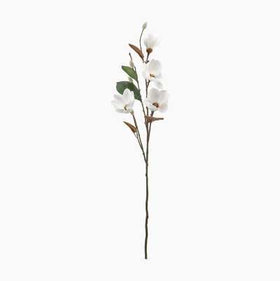 ARTPLANT MANGOLIA WHITE