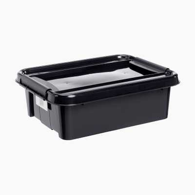 BOX RECYCLED WITH LID & QR TAG