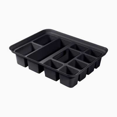 TRAY INSERT WITH HANDLE