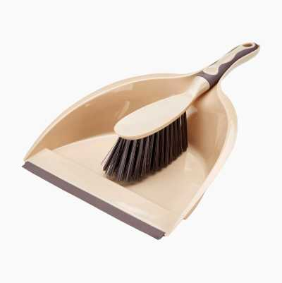 DUST PAN BRUSH SET