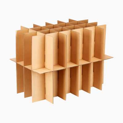DIVIDERS FOR MOVING BOX