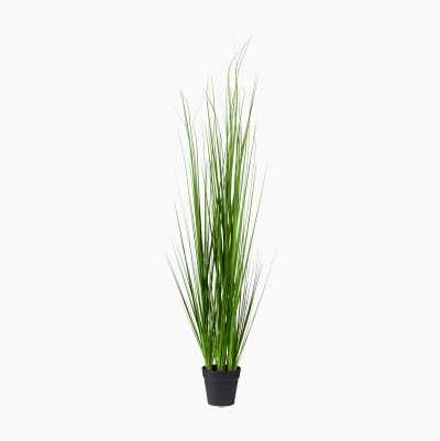 ARTPLANT GREEN GRASS HIGH