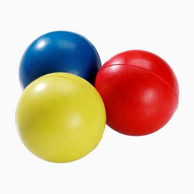 TOYRUBBERBALL FOR DOGS, 6 CM