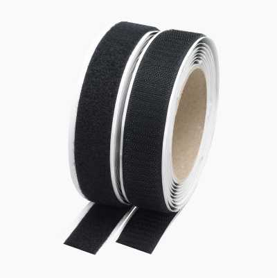VELCRO BLACK 3M/25MM