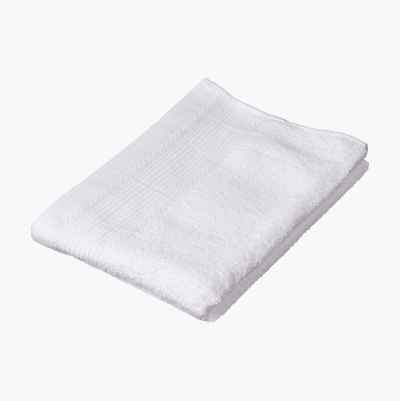 COTTON TOWEL PLAIN 50X70CM WHI