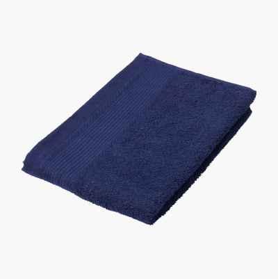 COTTON TOWEL PLAIN 50X70CM DAR