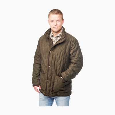 QUILTED JACKET L 52/54