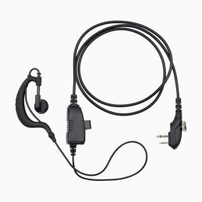 HUNTINGRADIO EARHOOK AND PTT