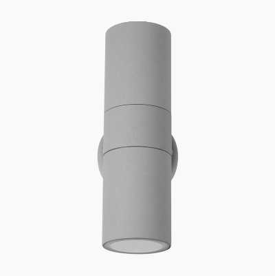 OUTDOOR LAMP GRAY 2X35W