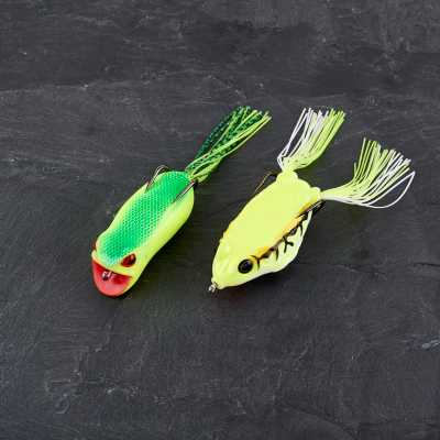 PIKE POPPER FROG 15 GR 2 PCS