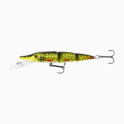 WOBBLER JOINTED PIKE