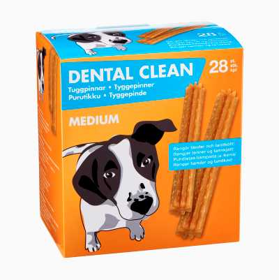 DENTAL STIX DOG 28 PCS MEDIUM