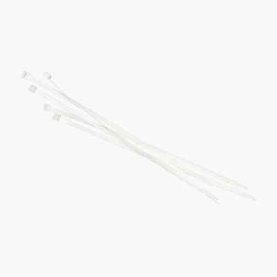 CABLE TIE 380X7,6 WHITE
