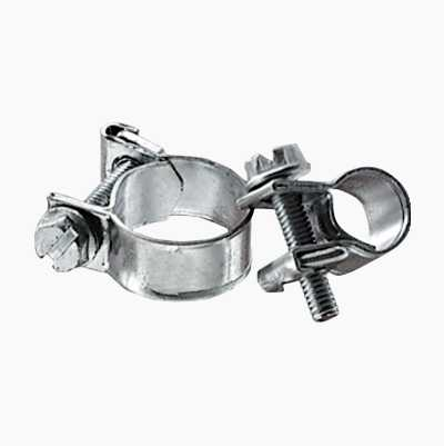 MINI HOSE CLAMPS 4PCS