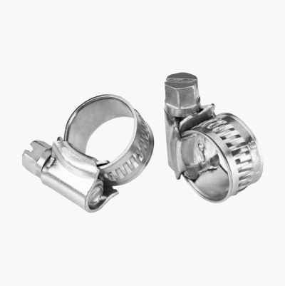 HOSE CLIPS 2PCS