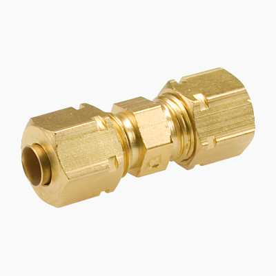 BRAKE PIPE CONNECTOR COPPER