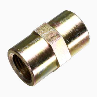 BRASS TUBE CONNECTOR