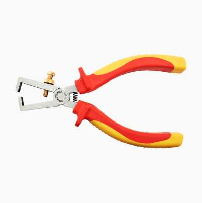 VDE END WIRE STRIP PLIER