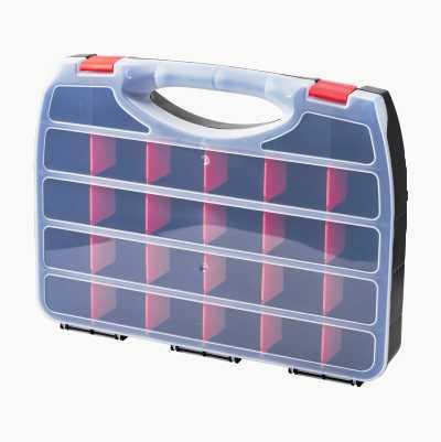 PLASTIC BOX 42X30X9