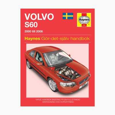 REP.BOK VOLVO S60 01-