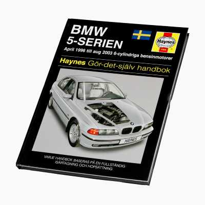 REP.MANUAL BMW 5 SV.TEXT