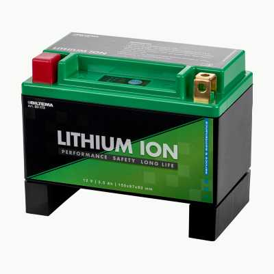 MC BATTERY LITHIUM 3,5 AH