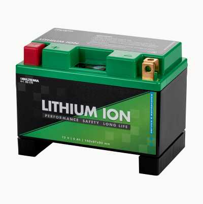 MC BATTERY LITHIUM 5 AH