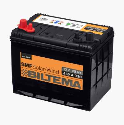 DEEP CYCLE BATTERY 80AH