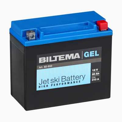 WATER JET BATTERY 20 AH
