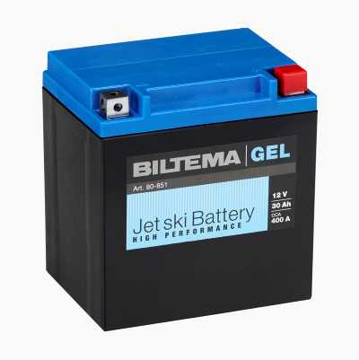 WATER JET BATTERY 30 AH