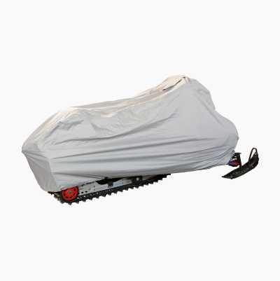 HELPRESENNING SNØSCOOTER XL