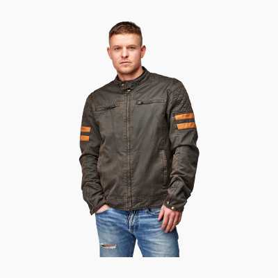 MOTORCYCLE JACKET SUEDE M
