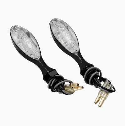 MINI INDICATORS LED BLACKC