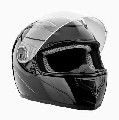 FULL FACE HELMET XL BLACK