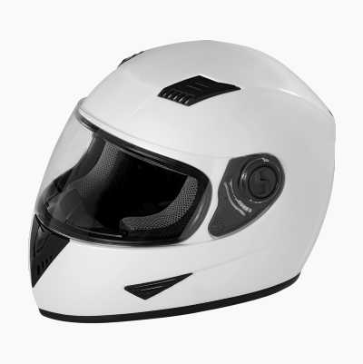 FULL FACE HELMET L WHITE